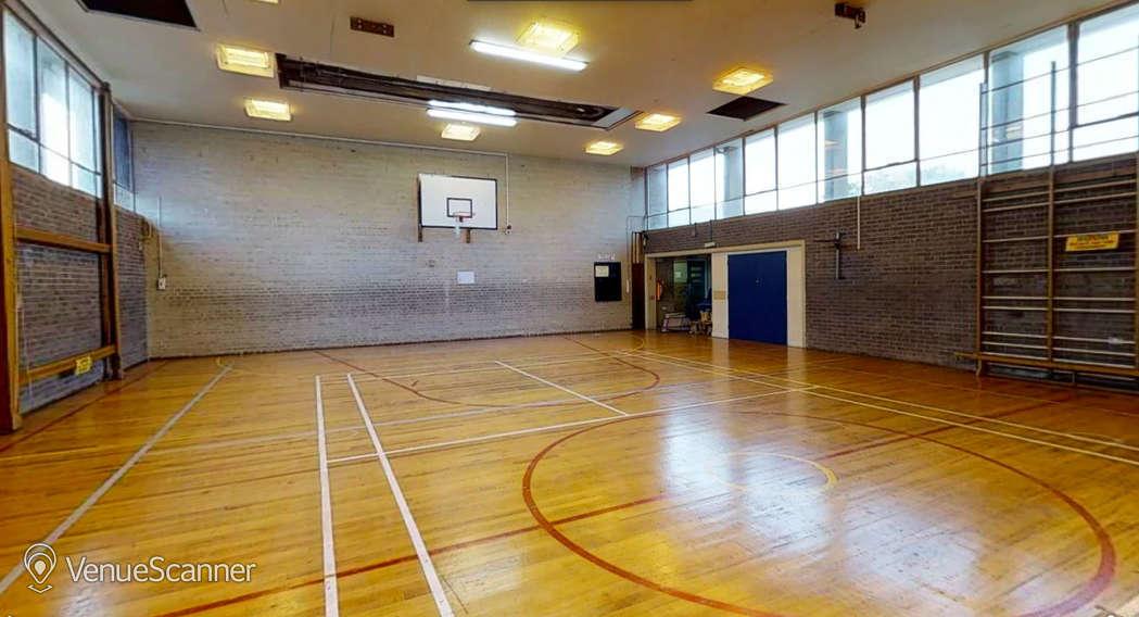 Hire Cherwell School Gym 2 Venuescanner