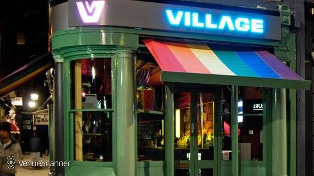 Hire The Village Soho Bar