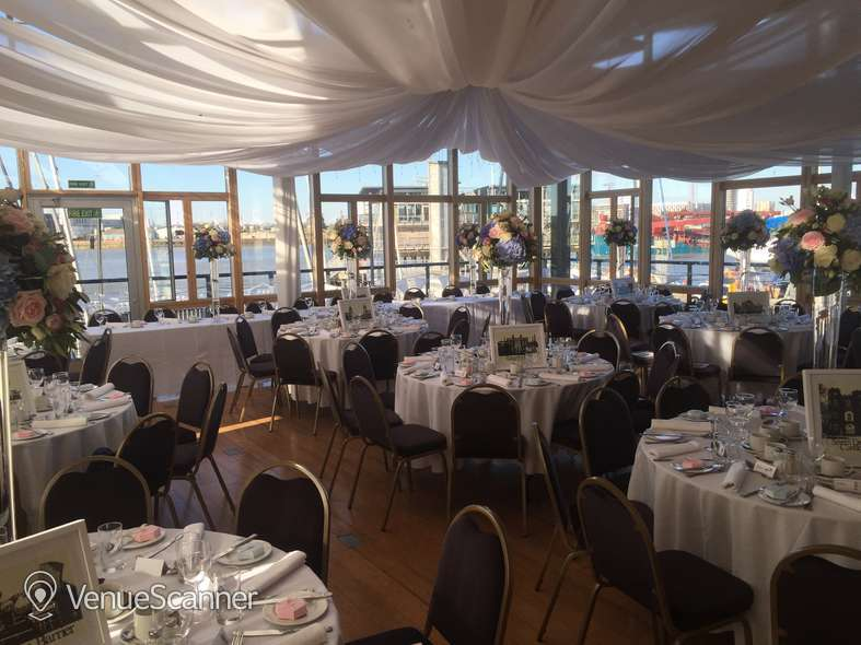 Hire Greenwich Yacht Club The River Rooms 7