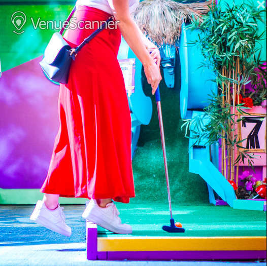 Hire Plonk  Crazy Golf Peckham The Whole Course 3
