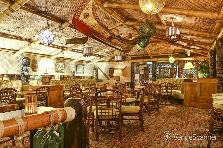 Hire Trader Vic's London Tiki Private Dining Room 2