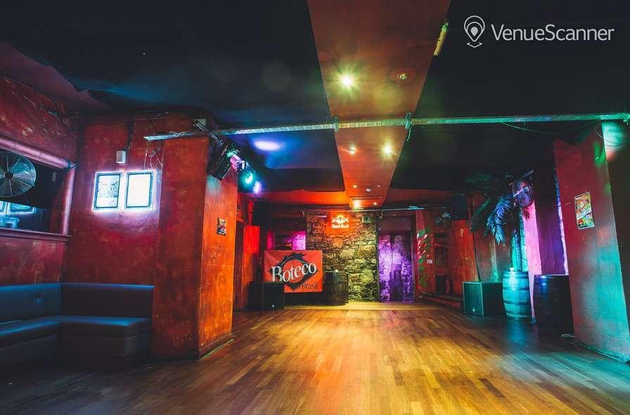 Hire Boteco Do Brasil Edinburgh Club Room Venuescanner