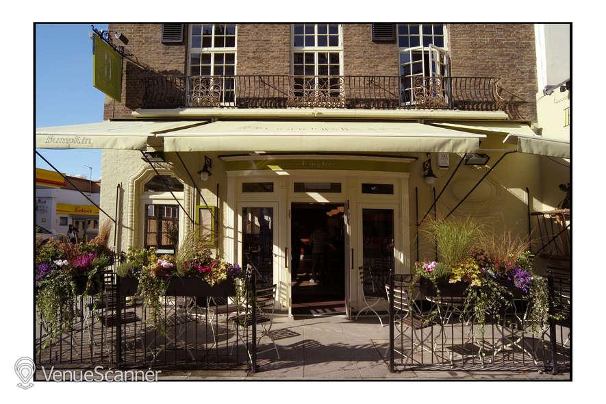 Hire Bumpkin South Kensington Private Dining Room 4