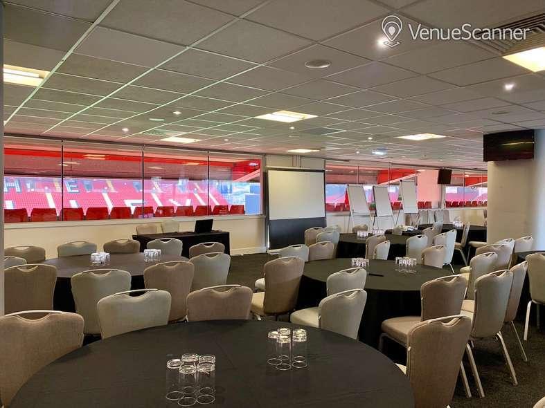 Hire Charlton Athletic Football Club Millennium Suite