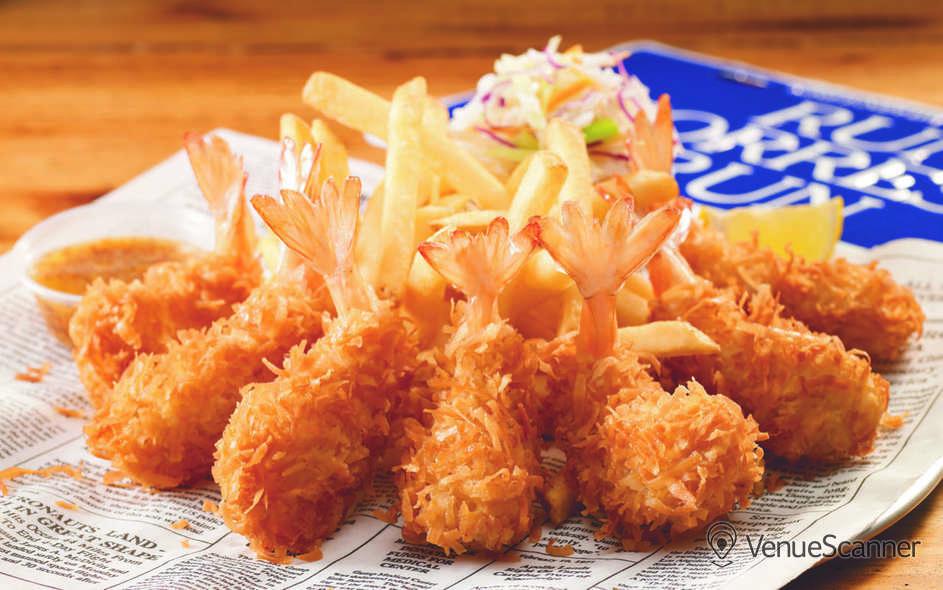 Hire Bubba Gump Shrimp, London Gump House 5