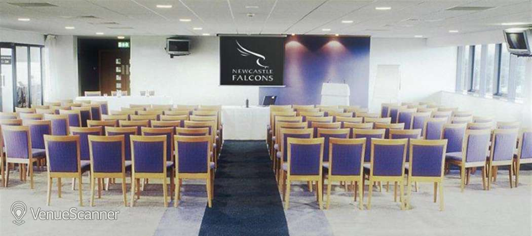 hire newcastle falcons rugby club falcons conference center