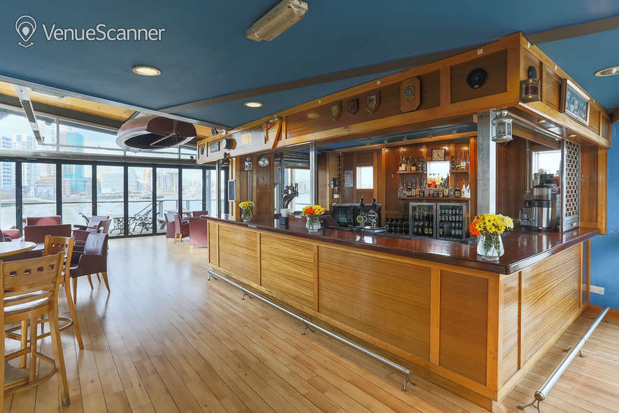 Hire Greenwich Yacht Club The Clubhouse 2