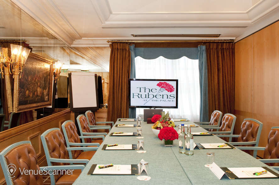 Hire The Rubens At The Palace Da Vinci Room Venuescanner