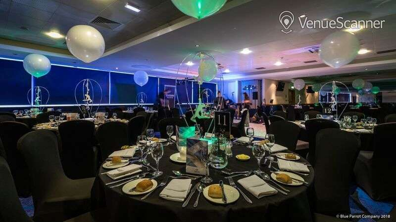 Hire Hampden Park Stadium Executive Boxes 1