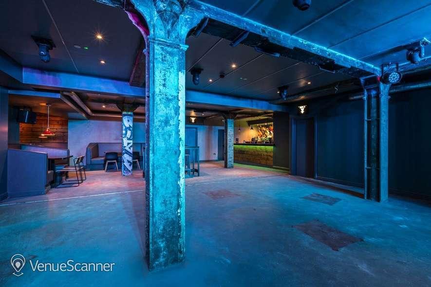 Hire Black Dog Ballroom The Bunker