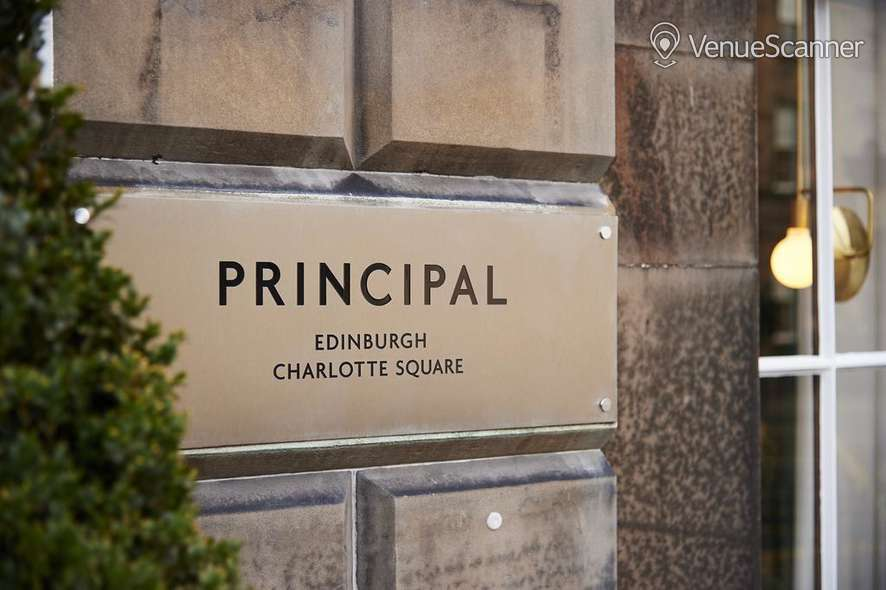 Hire The Principal Edinburgh Charlotte Square Christmas Party Lunches