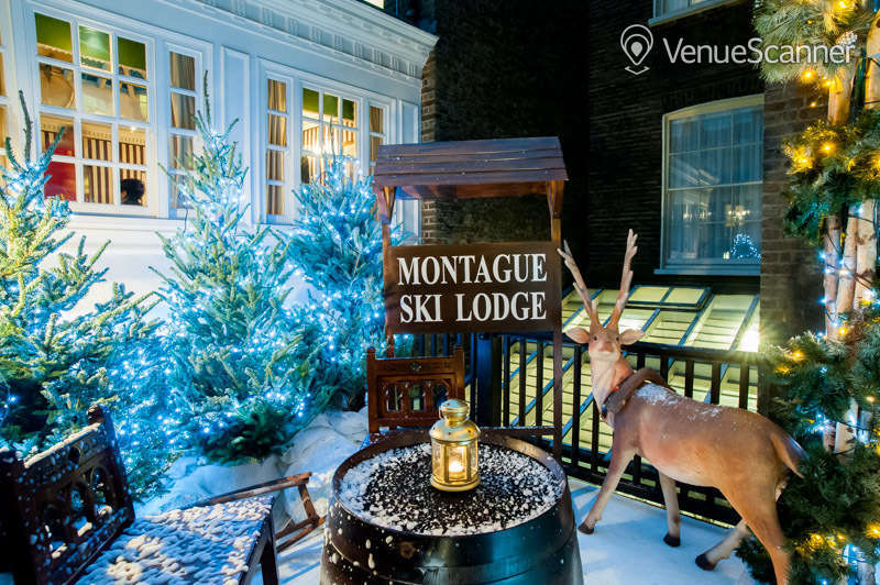 Hire The Montague On The Gardens The Montague Ski Lodge 1