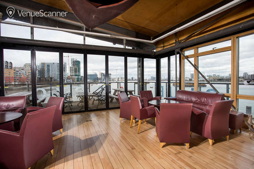 Hire Greenwich Yacht Club The Clubhouse