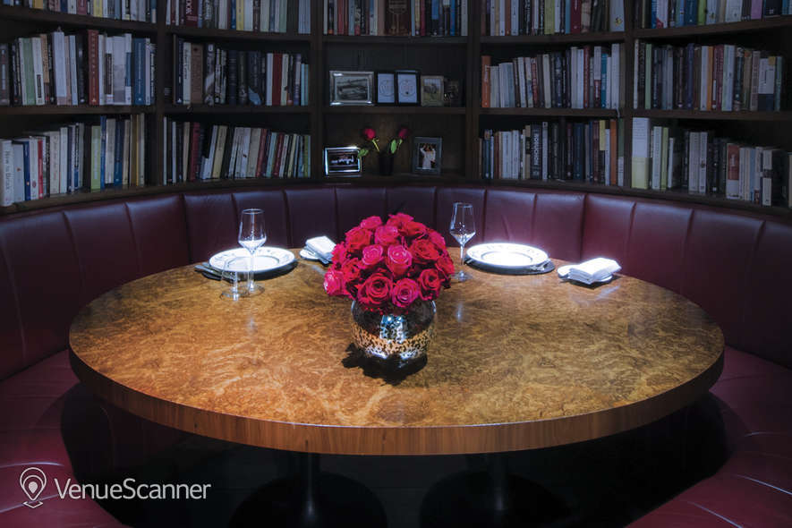 ... Hire Corriganu0027s Mayfair Kitchen Library ...