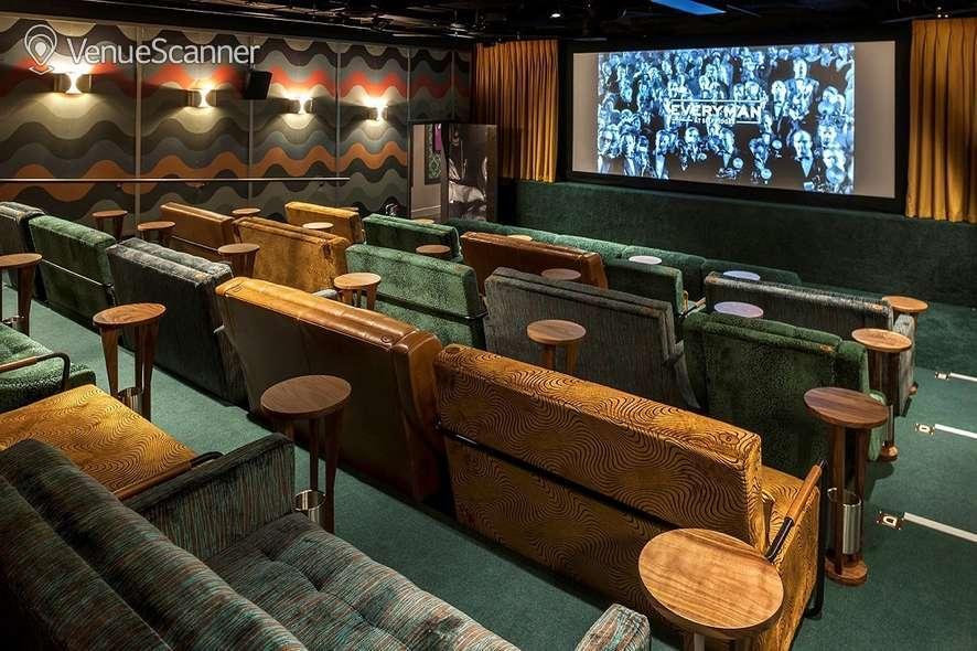 Hire Everyman Cinema Screen Four Venuescanner