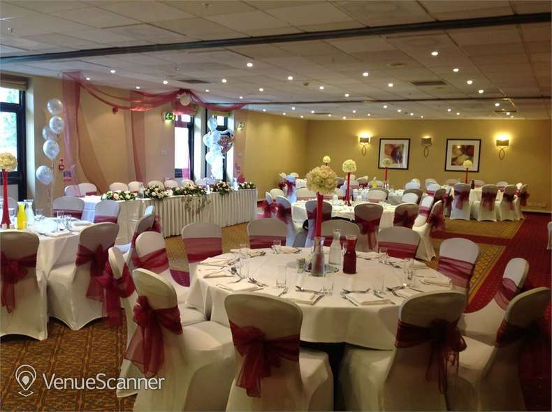Hire Cheshunt Marriott Hotel Exclusive Hire