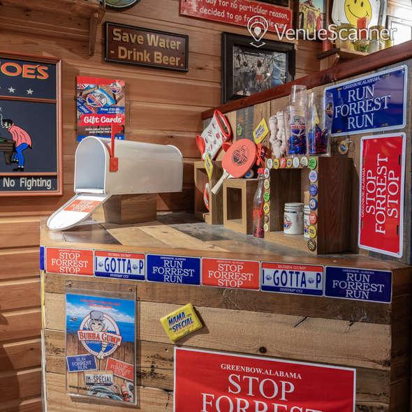 Hire Bubba Gump Shrimp, London Gump House 3