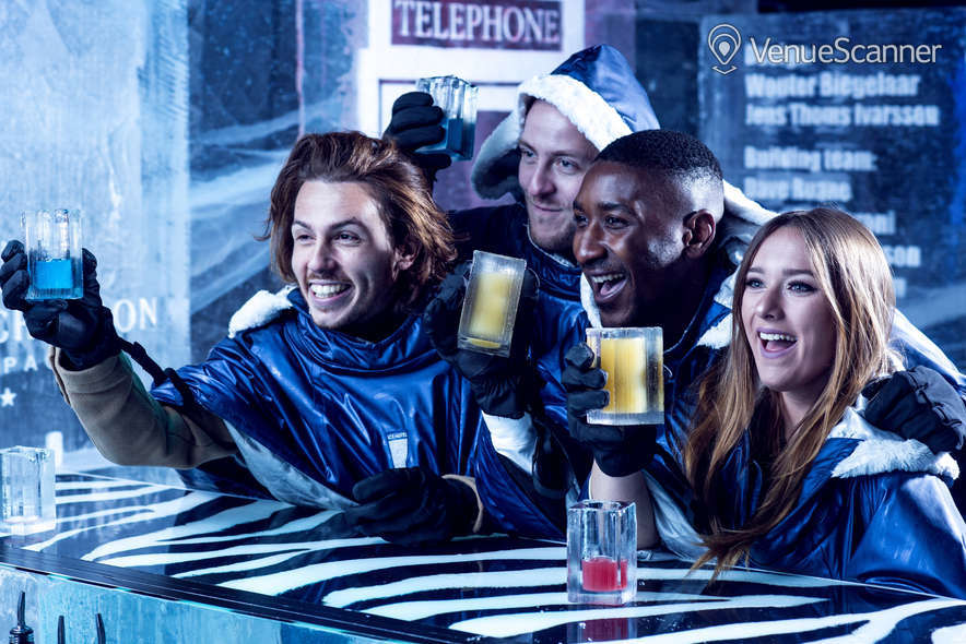 Hire ICEBAR LONDON ICEBAR 7