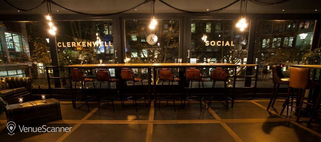 Hire Clerkenwell Social Exclusive Hire 14