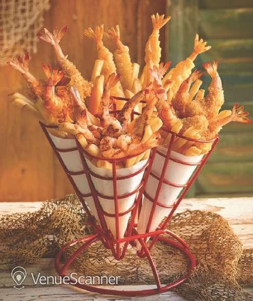 Hire Bubba Gump Shrimp, London Gump House 7