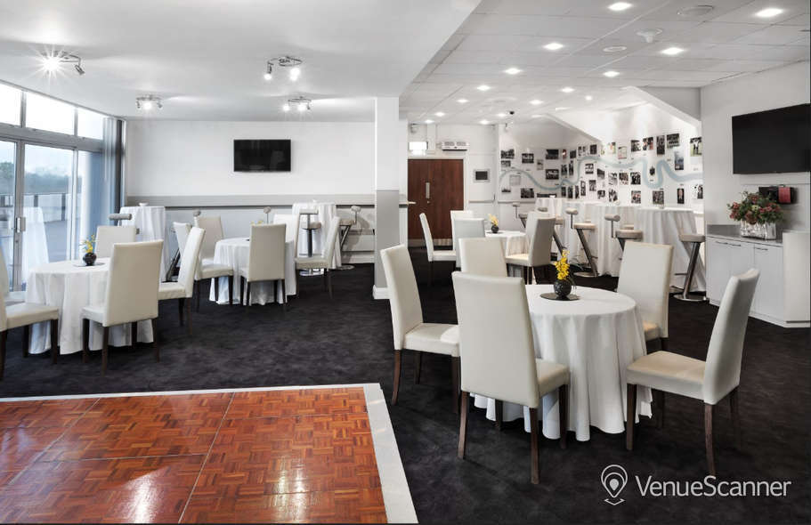 Hire Fulham Football Club, Craven Cottage Chairman's Club 1
