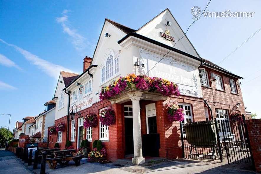 Hire The Cambridge Arms Main Bar 6