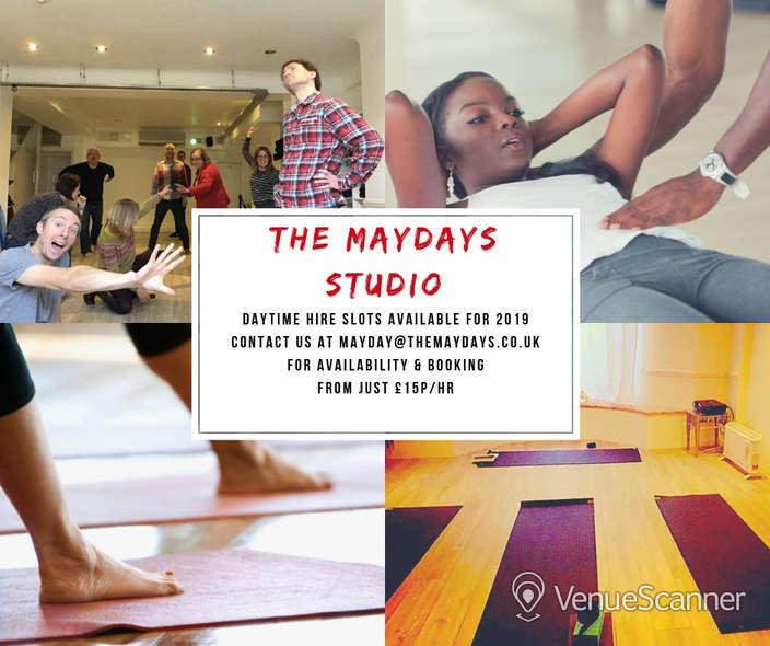 Hire The Maydays Studio The Maydays Studio