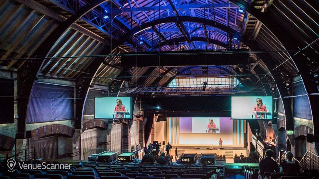 Hire The Cambridge Corn Exchange Auditorium Venuescanner