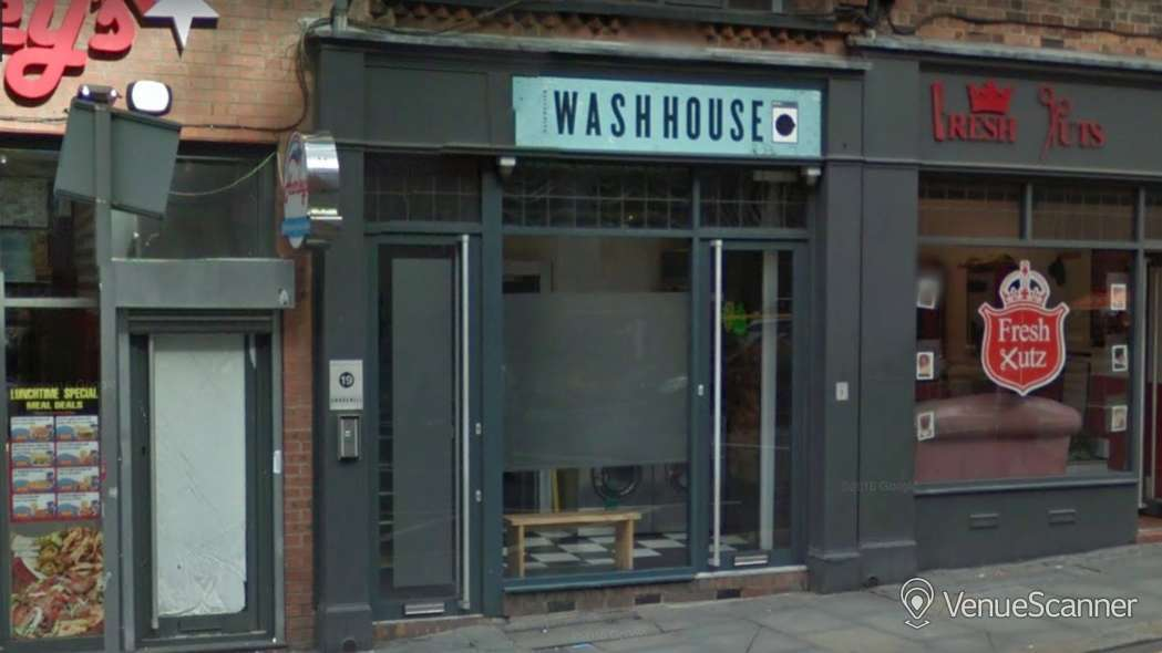 The wash house bar manchester