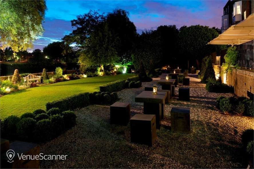 Hire Bingham Hotel Terrace & Garden 4