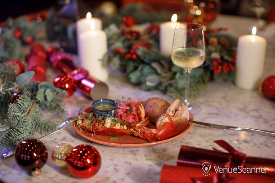 Hire Fancy Crab Christmas Party - Basement Bar