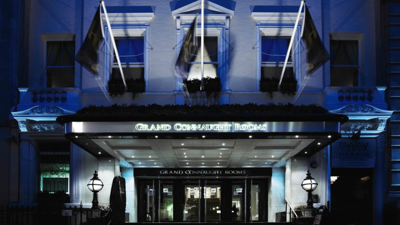 Hire Grand Connaught Rooms 3
