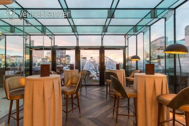 Hire Aviary Glass Box Venuescanner