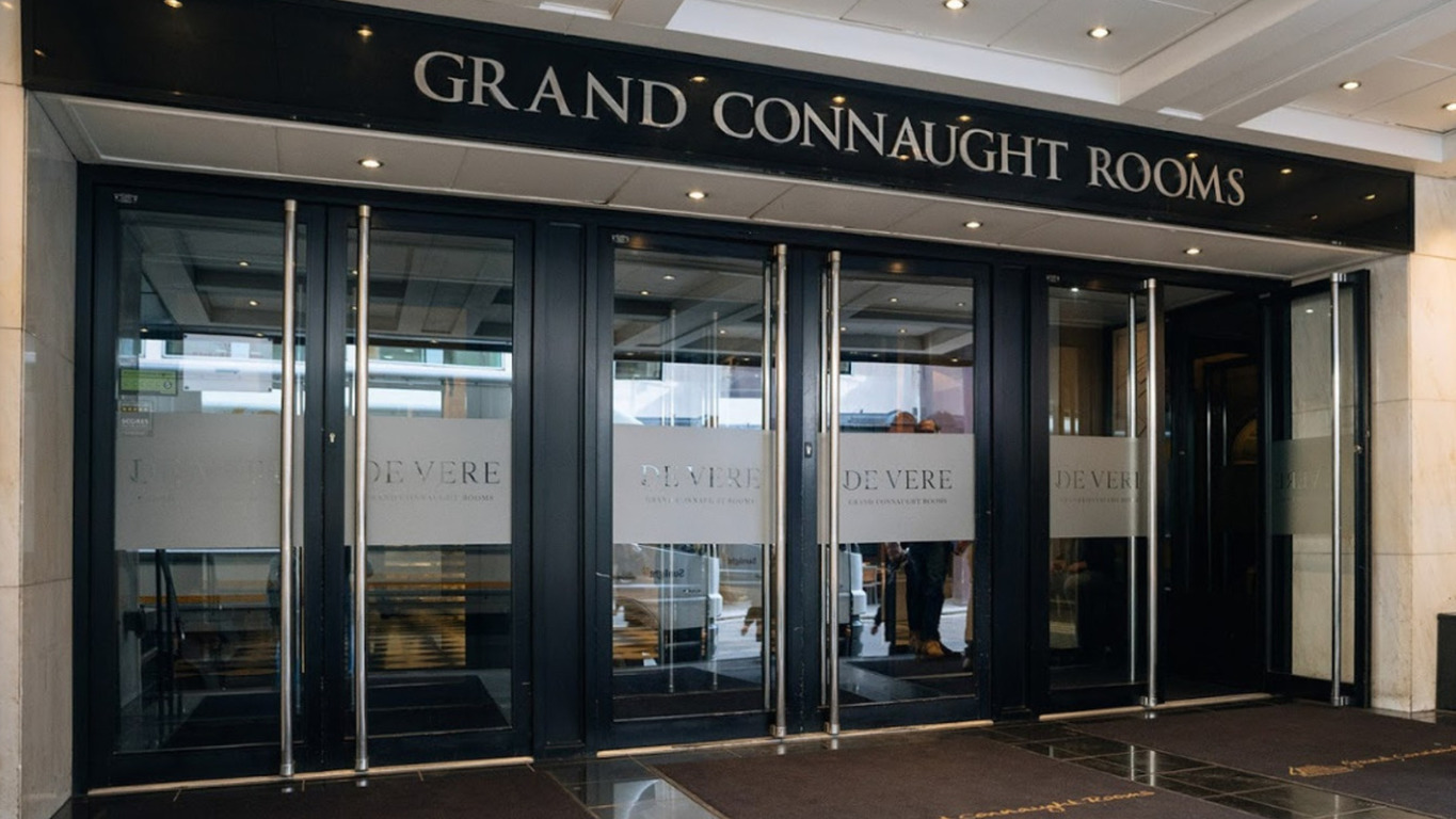 Hire Grand Connaught Rooms 2