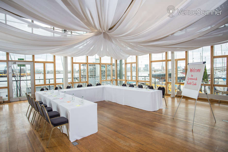 Greenwich Yacht Club River Rooms