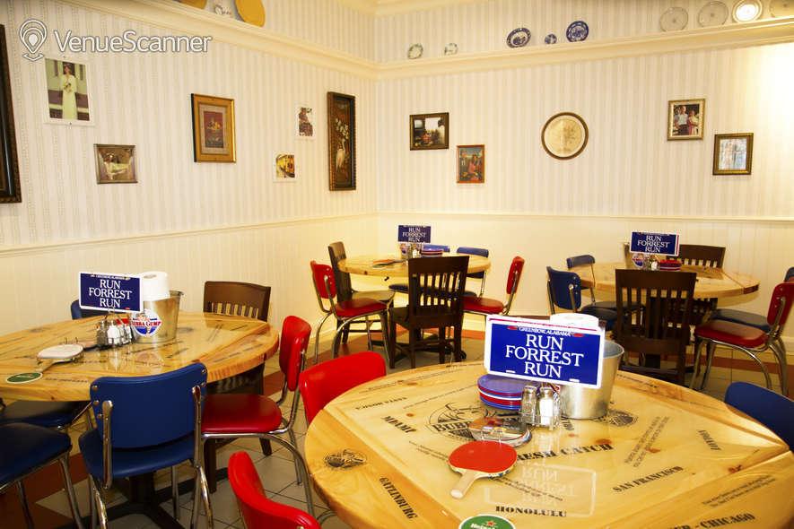 Hire Bubba Gump Shrimp, London Gump House