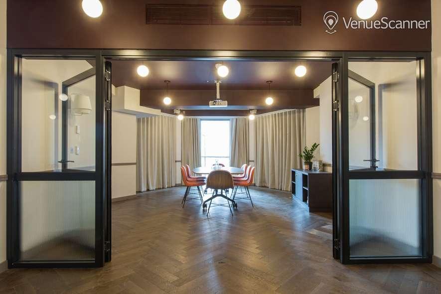 Hire the office group bloomsbury way meeting room 7 venuescanner