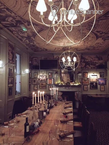 Hire Youngs The Clarence Whitehall Tin Belly Dining Room 1