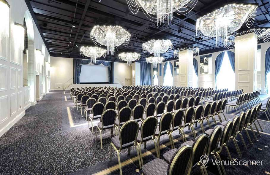 Hire Mercure Manchester Piccadilly International Suite