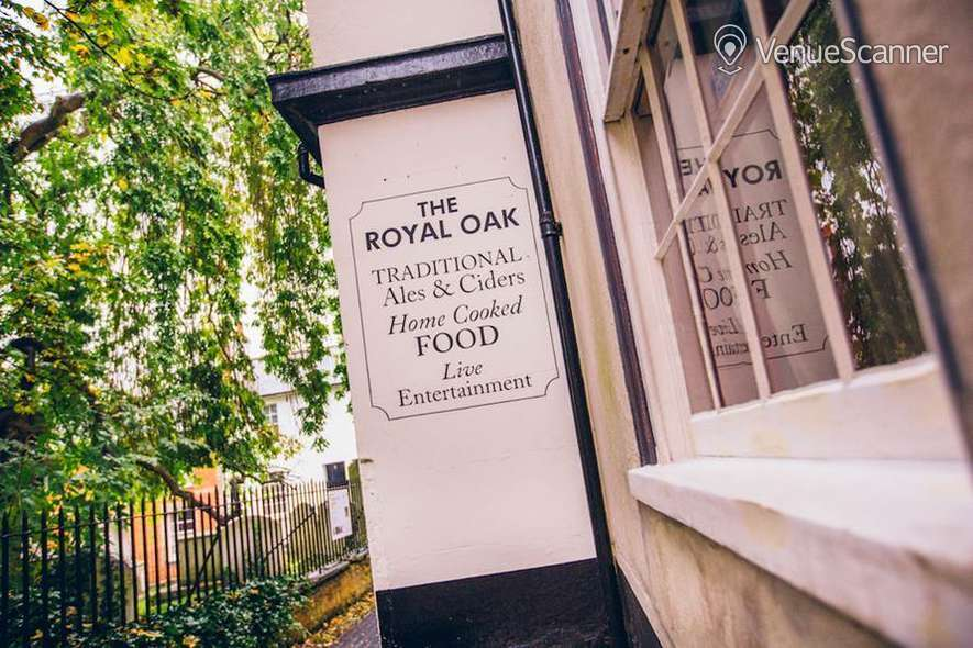 Hire The Royal Oak Whole Venue 4