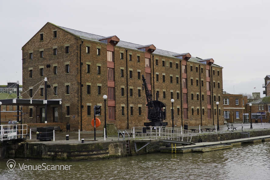 Hire Regus Gloucester Docks North Warehouse | The Island