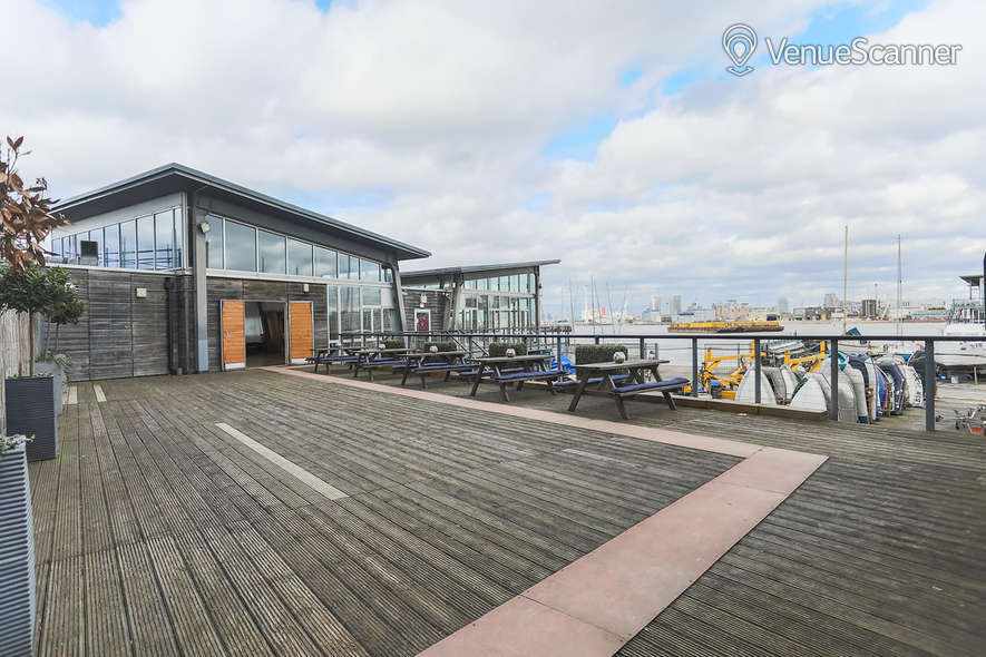 Hire Greenwich Yacht Club The River Rooms 1