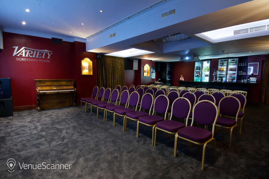 Hire Sanctum Soho Hotel The Cinema Venuescanner