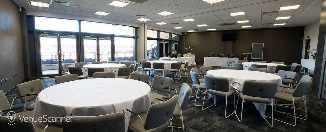 Hire Bristol City Football Club Dolman Lounges