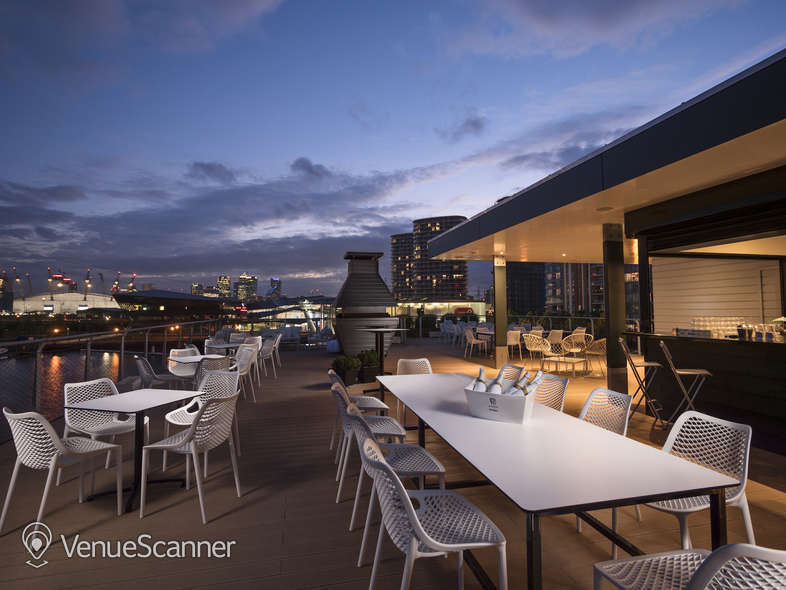 Hire Good Hotel London Rooftop Bar
