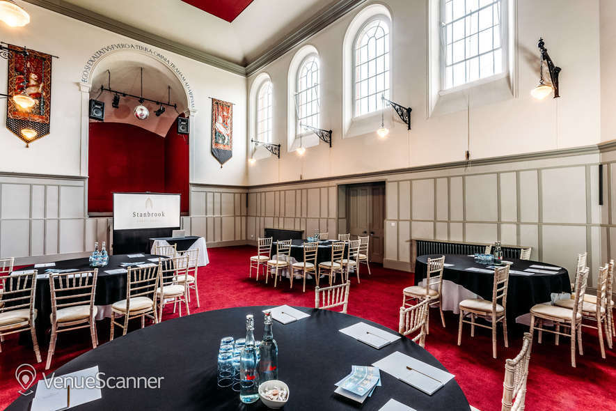 hire stanbrook abbey