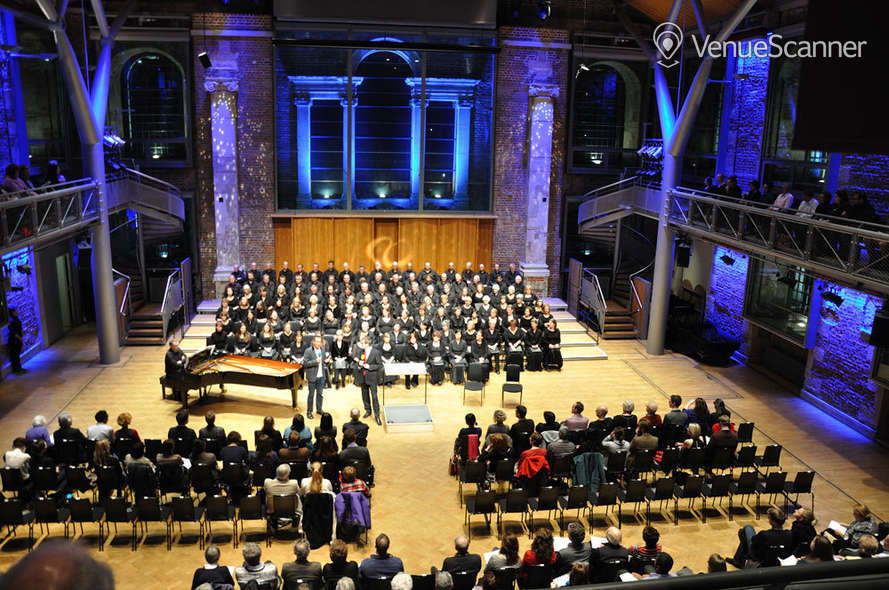 Hire Lso St Lukes Jerwood Hall 6