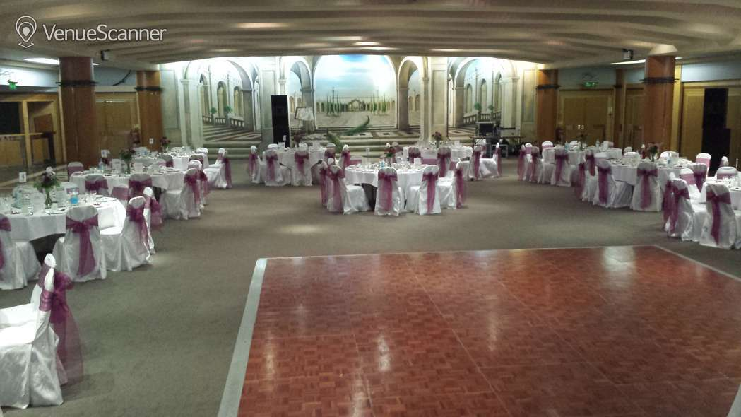 Hire Alexandra Palace Suite 3