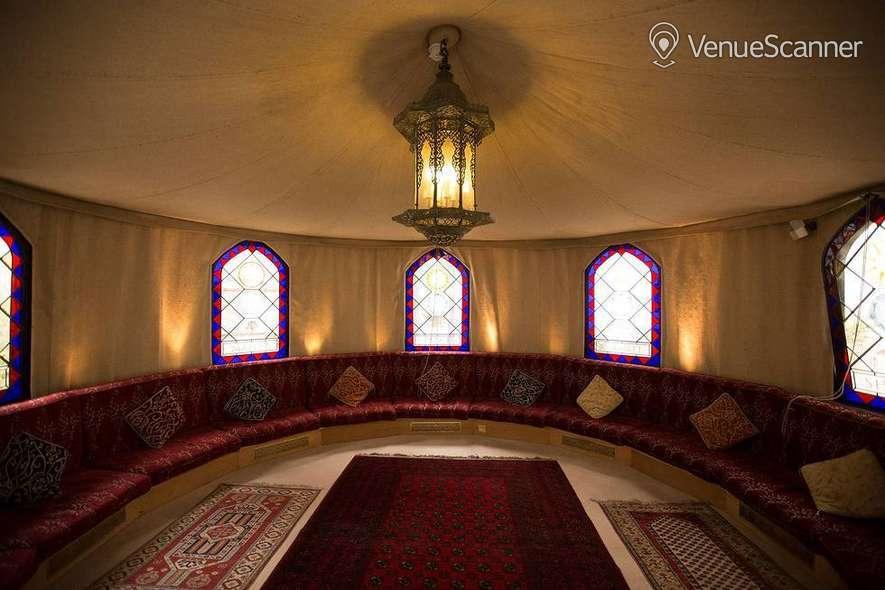 & Seventy Eight Bishopsgate - Bedouin Tent | Venue Hire