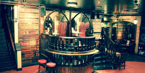 London Stone, Whole Bar Hire